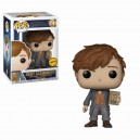 Newt Scamander Chase POP! Fantastic Beasts 2 Figurine Funko