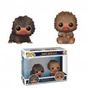 Baby Nifflers POP! 2-pack Fantastic Beasts 2 Figurines Funko
