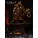 PRECOMMANDE Magni Bronzebeard - Epic Series: Warcraft Premium Statue Damtoys