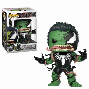 Venomized Hulk POP! Marvel Bobble-Head Funko