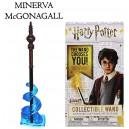 Minerva McGonagall Collectible Die-Cast Mini Wand Jakks Pacific