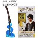 Bellatrix Lestrange Collectible Die-Cast Mini Wand Jakks Pacific