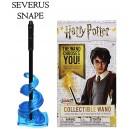 Severus Snape Collectible Die-Cast Mini Wand Jakks Pacific