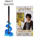 Draco Malfoy Collectible Die-Cast Mini Wand Jakks Pacific