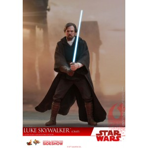 ACOMPTE 20% précommande Luke Skywalker (Crait) MMS Figurine 1/6 Hot Toys