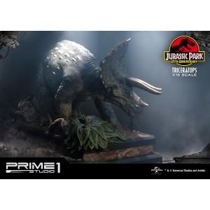 PRECOMMANDE Triceratops - Jurassic Park 1:15 Scale Statue Prime 1 Studio