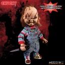 """Chucky - Bride of Chucky Talking 15"""" Mega Scale Doll Mezco"""