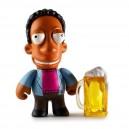 Carl 2/24 The Simpsons Moe's Tavern Vinyl Mini Series Mini Figurine Kidrobot