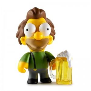 Lenny 2/24 The Simpsons Moe's Tavern Vinyl Mini Series Mini Figurine Kidrobot