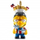 Uncle Moe 2/24 The Simpsons Moe's Tavern Vinyl Mini Series Mini Figurine Kidrobot