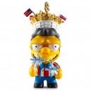 Uncle Moe 2/24 The Simpsons Moe's Tavern Vinyl Mini Series Mini Figurine Kidrobot
