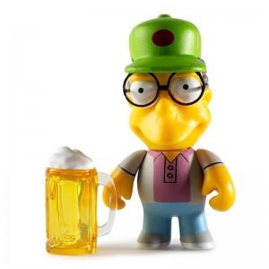 Sam 2/24 The Simpsons Moe's Tavern Vinyl Mini Series Mini Figurine Kidrobot
