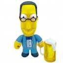 Joey Jo-Jo Jr shabadoo ?/?? The Simpsons Moe's Tavern Vinyl Mini Series Mini Figurine Kidrobot