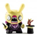 Chupacabra 2/24 City Cryptid Dunny Series 3-Inch Figurine Kidrobot
