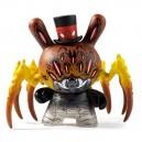 J'Ba Fofi 1/24 City Cryptid Dunny Series 3-Inch Figurine Kidrobot