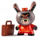 Ahool 2/24 City Cryptid Dunny Series 3-Inch Figurine Kidrobot