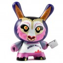 Jersey Devil 2/24 City Cryptid Dunny Series 3-Inch Figurine Kidrobot