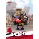 Cars PVC Diorama Beast Kingdom