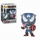 Venomized Captain America POP! Marvel Bobble-Head Funko