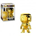 Iron Man (Gold Chrome) 10th MCU Anniv. POP! Marvel Figurine Funko