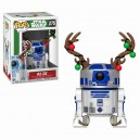 R2-D2 (Holiday) POP! Bobble-head Funko