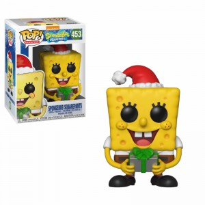 SpongeBob SquarePants (Holiday) POP! Animation Figurine Funko