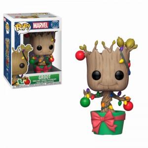 Groot (Holiday) POP! Marvel Figurine Funko