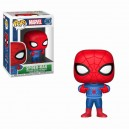 Spider-Man (Holiday) POP! Marvel Figurine Funko