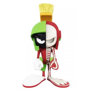 Marvin the Martian XXRAY Dissected Vinyl Art Figurine Mighty Jaxx