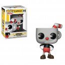 Cuphead POP! Games Figurine Funko