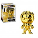 Hulk (Gold Chrome) 10th MCU Anniv. POP! Marvel Figurine Funko