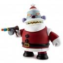 "Robot Santa Claus 6"" ""Naughty"" Art Figurine Kidrobot"
