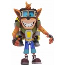 "Deluxe Crash Bandicoot with Jet Pack 7"" Scale Action Figure Neca"