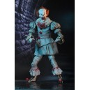 Ultimate Pennywise I Heart Derry - It (2017) Figurine Neca