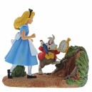 Mr Rabbit, Wait (Alice in Wonderland) Disney Showcase Enesco