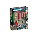 Quartier Général Ghostbusters 9219 Playmobil
