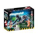 Venkman et les Chiens de la Terreur Ghostbusters 9223 Playmobil