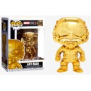 Ant-Man (Gold Chrome) 10th MCU Anniv. POP! Marvel Figurine Funko