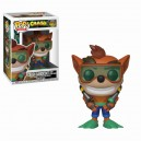 Crash Bandicoot with Scuba Gear POP! Games Figurine Funko