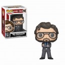 The Professor - La casa de papel POP! Television Figurine Funko