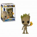 Groot (with Stormbreaker) - Avengers: Infinity War POP! Marvel Figurine Funko