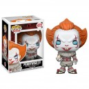 Pennywise (with Boat) - It POP! Movies Figurine Funko