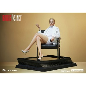 Sharon Stone Superb Scale Statue Blitzway