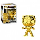 Black Panther (Gold Chrome) 10th MCU Anniv. POP! Marvel Figurine Funko
