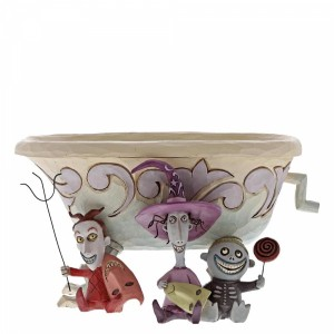 Tricksters and Treats (Lock, Shock & Barrel) Disney traditions Enesco