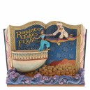 Romance Takes Flight (Aladdin) Storybook Disney Traditions Enesco