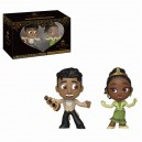 Tiana and Naveen 2-Pack Mini Vinyl Figurines Funko