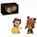 Beast and Belle 2-Pack Mini Vinyl Figurines Funko