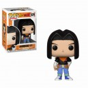 Android 17 - Dragon Ball Z POP! Animation Figurine Funko