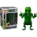 Pickle Rick (Translucent) Exclusive - Rick and Morty POP! Animation Figurine Funko